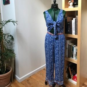 Moroccan-Inspired Jumpsuit